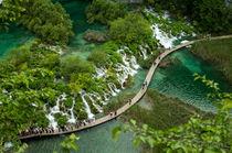 Parco Nazionale dei laghi di Plitvice - Croazia von Federico C.