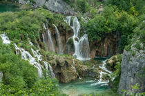 Plitvice lakes National Park by Federico C.