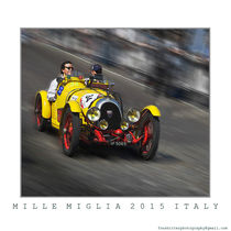 Mille Miglia by Fons Bitter
