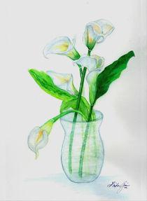 White-calla-lilies