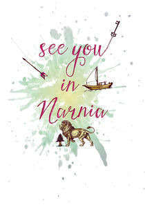 See you in Narnia by Sybille Sterk