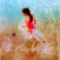 Children Pink by Ale Di Gangi