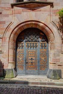 Portal in Freiburg von safaribears