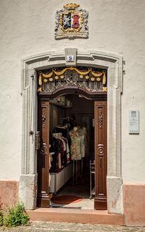 Door in Freiburg by safaribears
