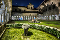 Girona Cathedral Cloisters (Catalonia) by Marc Garrido Clotet