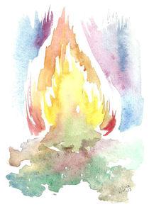 Bonfire by fairychamber