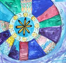 Moon Mandala von fairychamber