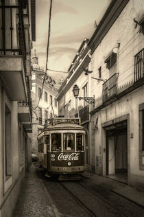 Tram#28 by Bernhard Rypalla