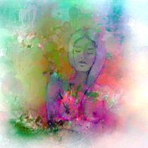 Lady Flower von barbaram