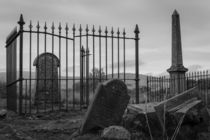 Alter Friedhof in Schottland by Andre Hauschild