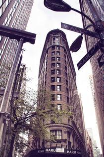 Wall Street, New York von Fabienne Kruse