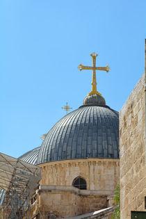 Jerusalem Altstadt 5 von Bernd Fülle