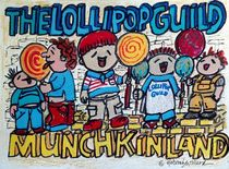 The Lollipop Guild by Deborah Willard