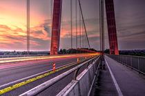 Rheinbrücke in Emmerich von augenblicke