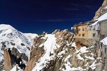 Aiguille du Midi -  Mont Blanc Massif von Antonio Scarpi