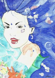 Siren by fairychamber