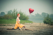 Lonely heart by Holger Feierabend