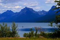 Lake McDonald by Ellen Bollinger