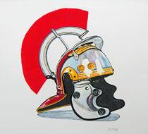 Roman Helmet 1 by Kenneth A. McWilliams