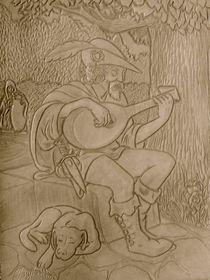 Troubador von Ron Moses