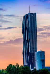 DC Tower by westlightart