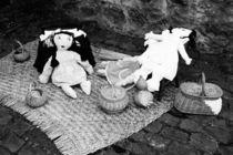 Rag dolls by Gaspar Avila