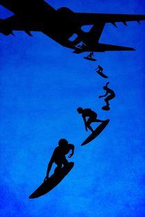 'Sky surfers' von durro