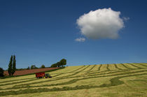Silage making  by Pete Hemington