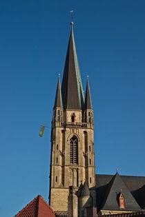 Turm Herz-Jesu Kirche by Wladimir Zarew