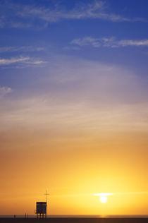 Sonnenuntergang - Insel Amrum von AD DESIGN Photo + PhotoArt