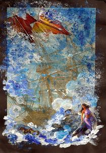 The Siren by fairychamber