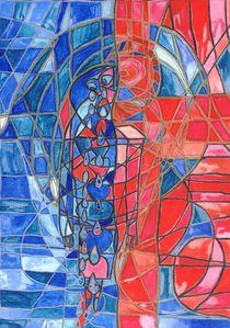 'Kasperles Frau weint' von Claudia Juliette Dittrich