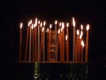 Prayers and light von Nona Simakis