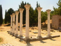 Asklepion Temple  von Nona Simakis