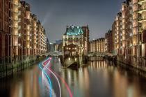 Wasserschloss Hamburg by Sebastian Jaedtke