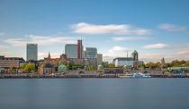 Skyline Hamburg by Sebastian Jaedtke