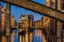 Wasserschloss Hamburg von Moritz Wicklein