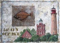 Kap Arkona auf Rügen by Roland H. Palm