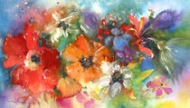 Wild Flowers 13 by Miki de Goodaboom