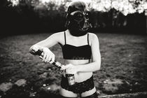 Darth Vader is a Bitch by Patrick Ludolph