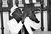 Trumpet Guy  by Rob Hawkins