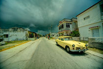 Yellow-storm-car
