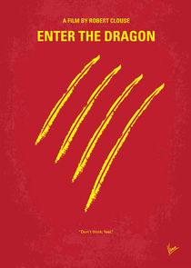 No026-my-enter-the-dragon-minimal-movie-poster