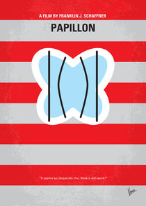 No098-my-papillon-minimal-movie-poster