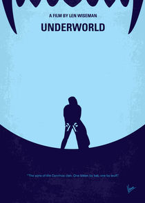 No122 My UNDERWORLD minimal movie von chungkong