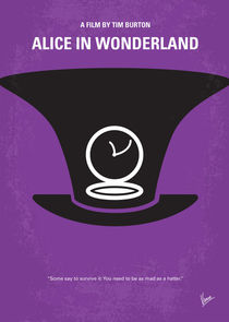 No140-my-alice-in-wonderland-minimal-movie-poster