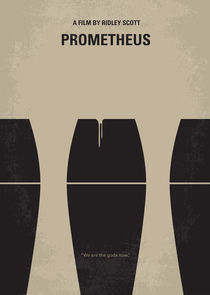 No157-my-prometheus-minimal-movie-poster
