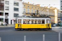 Historische Straßenbahn von airde