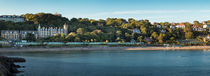 Langland bay Gower by Leighton Collins