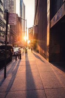 Manhattan Sunset von goettlicherfotografieren
